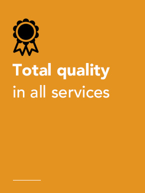 Total quality in all services