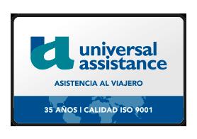 Universal Assistance - Asistencia al Viajero