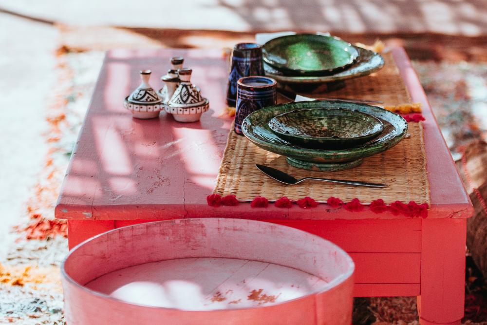 marruecos té