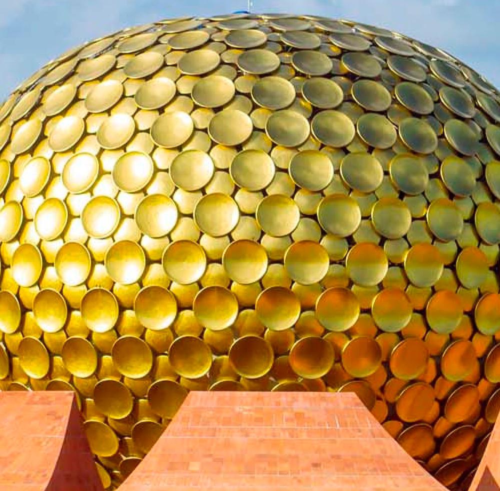 Auroville-india