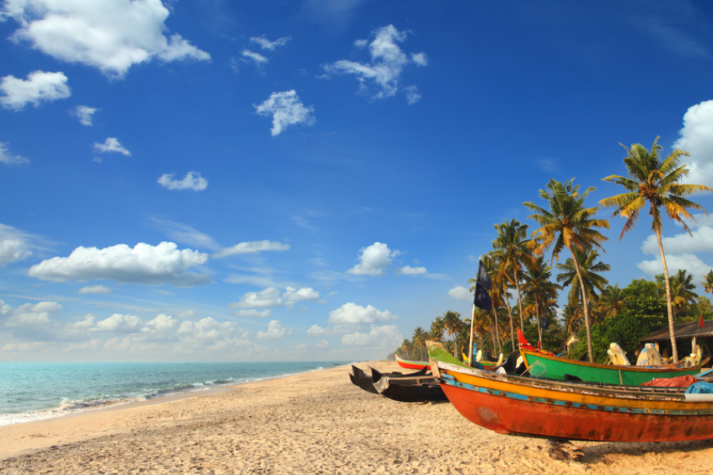 goa playa india