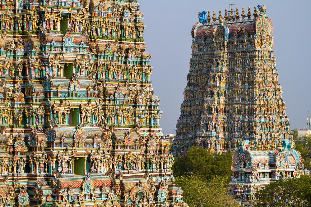 templo - india - tamil nadú