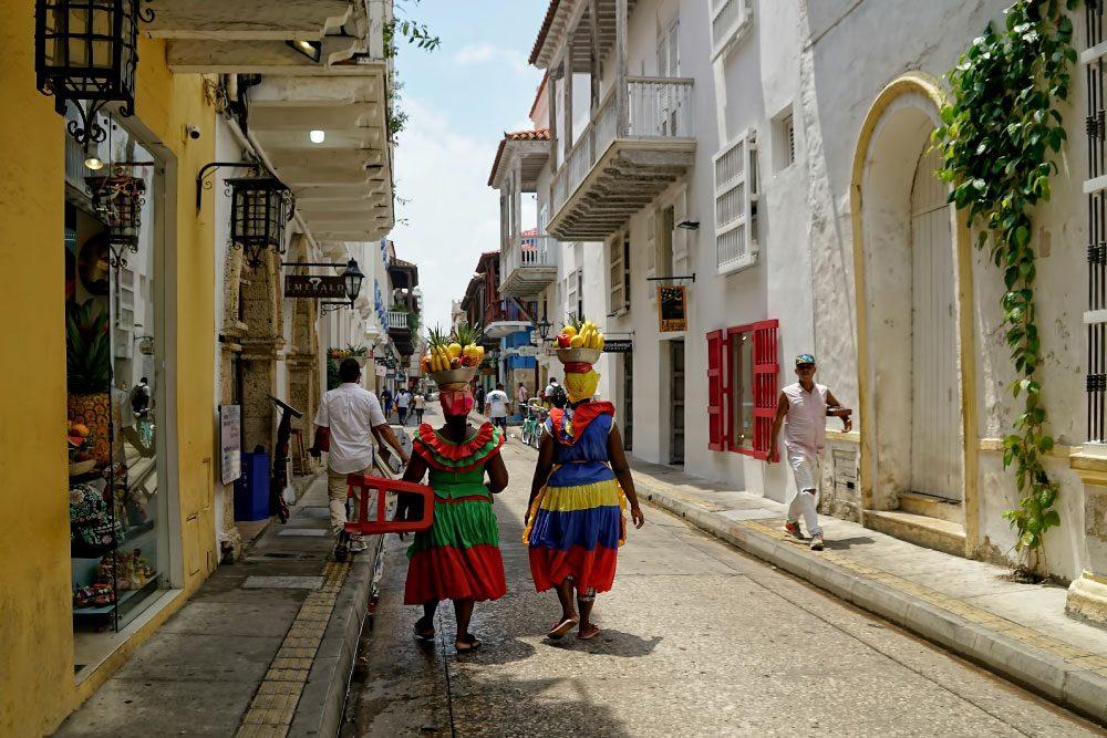 Las Palenqueras - Cartagena