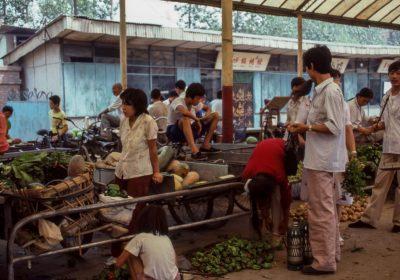 Wuhan market coronavirus