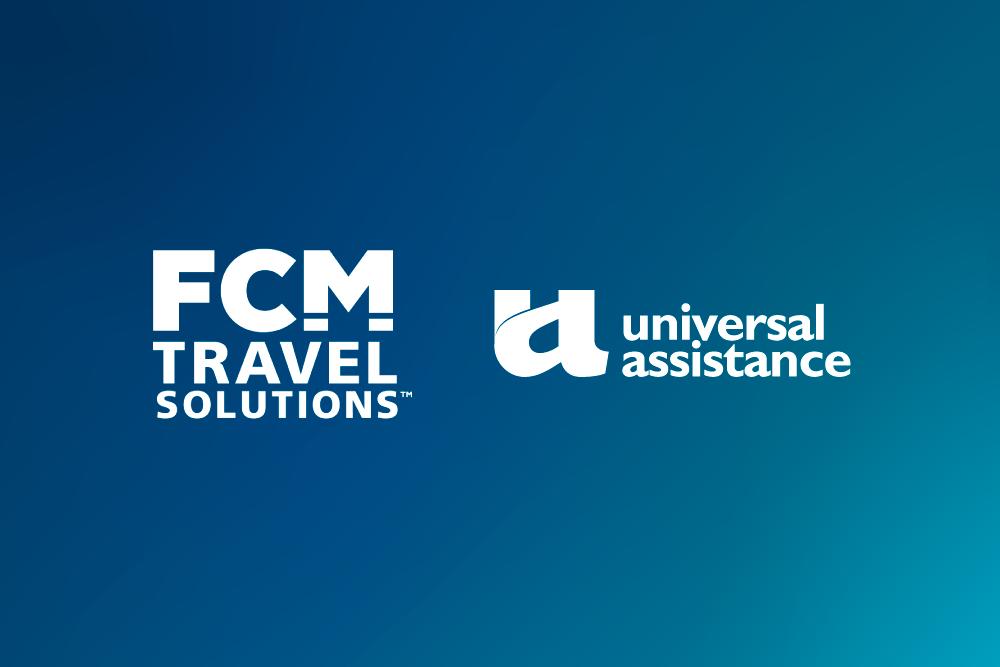 Logos FCM y Universal Assistance