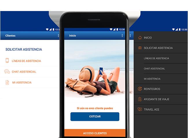 Conocé nuestra App Asistencial Travel Ace Assistance