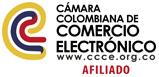Afiliado a la Cámara Colombiana de Comercio Electrónico