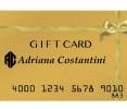 Gift Card Adriana Costantini $100