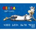 Gift Card Cebra $ 300