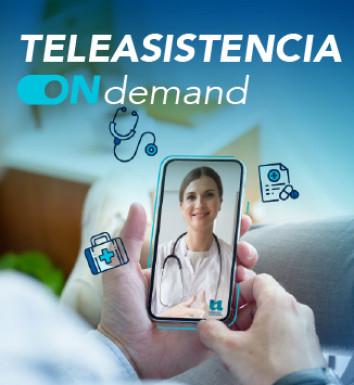 Teleasistencia Ondemand